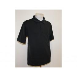 Cocona Polo T-shirt da Uomo - Taglia L - Nera