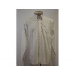 Dickies Camicia manica lunga Oxford da Uomo Bianca - Taglia EU38