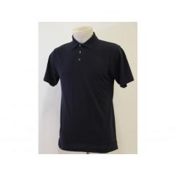 Dickies Polo a manica corta da Uomo Blu Scuro - Taglia XL