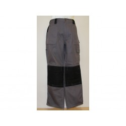 Dickies Pantalone GDT290 da Uomo Grigio/ Nero - Taglia 36R