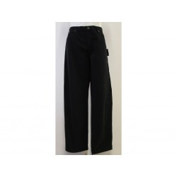 Dickies Pantaloni Weatherford DU336 da Uomo Neri - Taglia 36x32