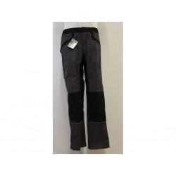 Dickies Pantalone Industry 260 da Uomo - Taglia 46/32R/42R- Grigio / Nero