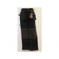 Dickies Pantalone Eisenhower Pro EH30000 da Uomo Nero - Taglia 32R