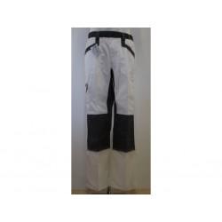 Dickies Pantalone Industry 260 da Uomo Grigio/Bianco - Taglia 50