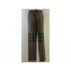 Ande Pantalone da Trekking Verde/Nero - Tg. L