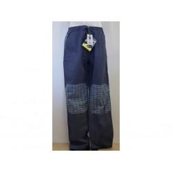 Ande M16045 - Pantalone da Trekking Blu/Bianco/Nero - Tg. XXL
