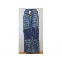 Ande M16046 - Pantalone da Trekking Blu/Bianco/Nero - Tg. XL
