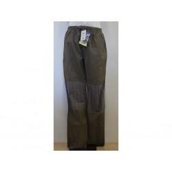 Ande M16045 - Pantalone da Trekking Marrone/Bianco- Tg. XXL