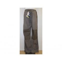 Ande M16046 - Pantalone da Trekking Marrone/Nero - Tg. XXL