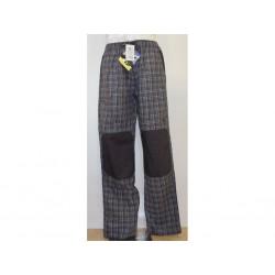 Ande M16046 - Pantalone da Trekking Grigio Topo/Nero - Tg. XXL