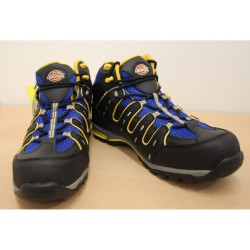 Dickies FC23470 - Granite Safety Boot - EUR 42 - Nero/Blu