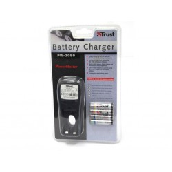 TRUST PW-2080 - Battery Charger con Batterie