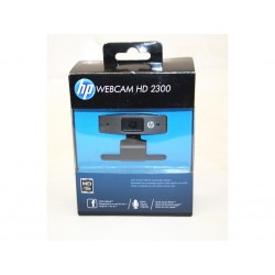 HP HD 2300 - Webcam