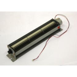 TOSHIBA CFD-30202-2A - Squirrel Cage Fan Blower- DC 24V 0.2A