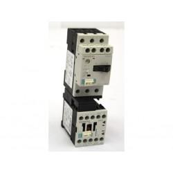 SIEMENS SIRIUS - Contattore 3RV1011-1JA10 CON 3RT1015-1AB01