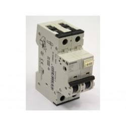 SIEMENS 5SY62 - Interruttore Magnetotermico a 2 Poli