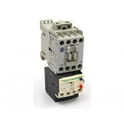 SCHNEIDER ELECTRIC LRD21 - Overload Relay con ALLEN-BRADLEY 100-C09*01