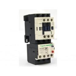 SCHNEIDER ELECTRIC LRD06 - Overload Relay con SCHNEIDER ELECTRIC LC1D09