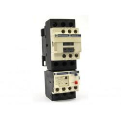 TELEMECANIQUE LC1D25 + LRD12 - Relè di Controllo