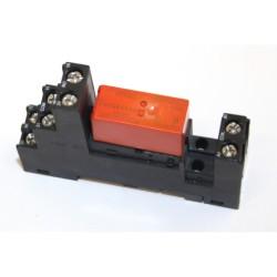 SCHRACK RT424524 - Relè 250 VAC 10A con Zoccolo