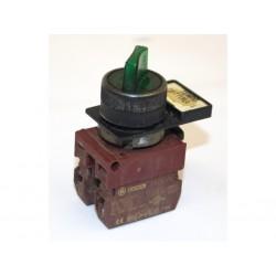 CEMA P9B10VN - Blocco Contatto con Interruttore di Selezione Verde