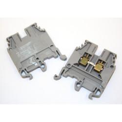 11x ENTRELEC M4/6 5116 - Blocco Terminale 4mm²
