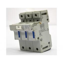 WEBER PCH 3X51 14X51 - Portafusibili Selezionabile 50A 690V