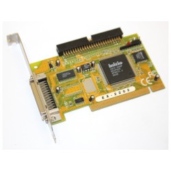 CONTROLLER PCI SCSI II EX-2202 con CIP-SET INITIO INIC-940P