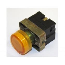 COMEPI ECX 1050 - Portalampada BA9 con Luminosa Gialla