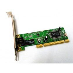BP DL E186014 - Adattatore di Rete Ethernet Card