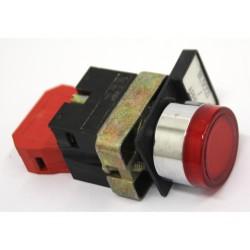 COMEPI ECX 1030 - Microinterruttore con Pulsante Rosso