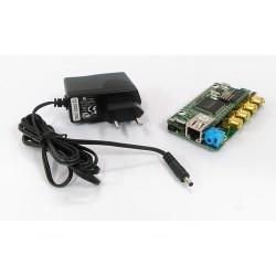 Encoder da segnale Analogico a IP - 4 Canali