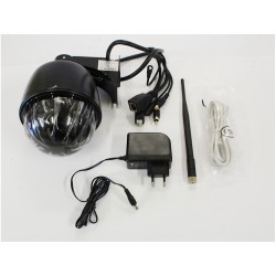 APEXIS APM-J901-Z-WS - IP Camera Wirless/Wired Pan/Tilt