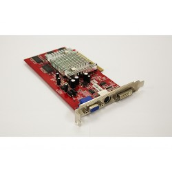 ATI POWERCOLOR R9250L8-C3H - Scheda video PCI/E 9250 AGP 128MB - VGA/DVI/S-VID