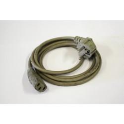 KEMA-KEUR GL-C02 Cavo di alimentazione - 10A - 16A - 250V - 3 Pin - 1.7mt
