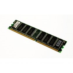 KINGSTON KVR400X64C3AK2/2G - Memoria Ram 1Gb - DDR - Non ECC - 400Mhz - DIMM