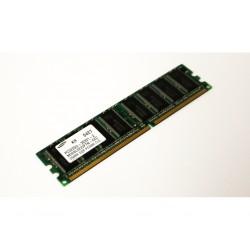 SAMSUNG PC3200U-30331-Z - Memoria Ram 256Mb - DDR - CL3 - CCC