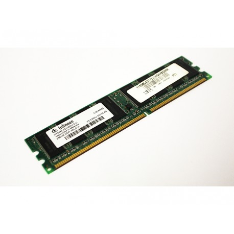 INFINEON C3E44405 - Memoria Ram 256Mb - DDR - 400Mhz - CL3