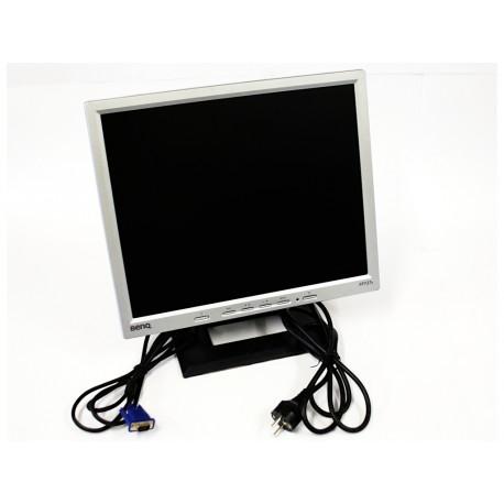 "BENQ Q7T3 - Monitor LCD - 17"" Pollici - VGA e Alimentatore"