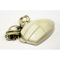 CHIC TECHNOLOGY CMPS2C Mouse PS2 Senza rotellina con Sfera - Bianco