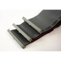AMPHENOL E195309 Cavo IDC - 50 Pin - 300 V - Grigio - 70 Cm