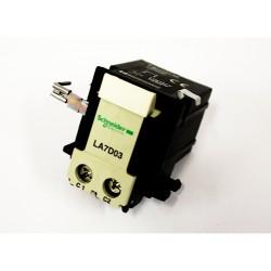 SCHNEIDER LA7D03F Relay Termico - 110/127V - 50/60 Hz