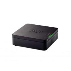 CISCO SPA122 Router Adattatore VoIP - Nero - 240V