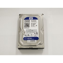 WESTERN DIGITAL WD2500AAKX - Hard Disk 250 GB SATA