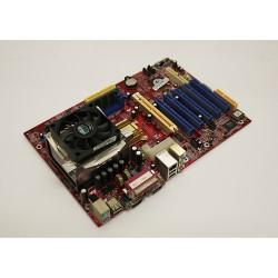 Kit Motherboard Biostar P4VTB - Ram 1 x 512 MB DDR