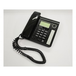 ALCATEL Temporis 700 - Telefono Analogico - Porta dati per Pc - 10 memorie - Nero