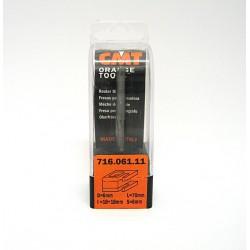 CMT 716.061.11 - Fresa Gambo 6mm