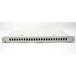 3M 16002385 - Box Rack 19 per Fibra Ottica 24 Porte SC