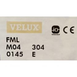 VELUX FML M04 304 0145 E - Tapparella elettrica