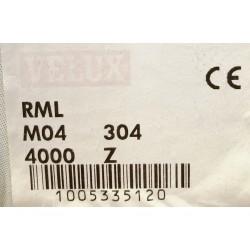 VELUX RML M04 404 4000 - Tenda elettrica Oscurante